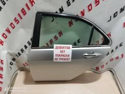 Дверь Honda Accord 7, задняя левая цвет NH700M