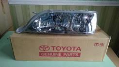 Фара левая Toyota Cresta 98-01г 22-258 81170-22780 новая оригинальная
