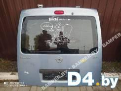 Крышка багажника (дверь 3-5) Opel Combo 2007