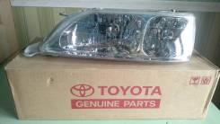 Фара левая Toyota Cresta 96-98г 22-258 81170-22701 новая оригинальная