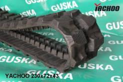 Резиновая гусеница для Takeuchi TB105/TB106/TB10S/TB12/TB120/TB120R