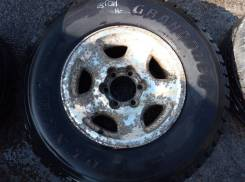Колесо Dunlop Grandtrek SJ4