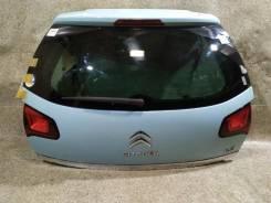 Дверь задняя Citroen C3 2011 A51, задняя [202885]