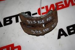 Колодки тормозные Toyota Crown [4655022040], задний 4655022040