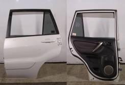 Дверь задняя левая Toyota RAV-4 ACA-20 / 1AZFE