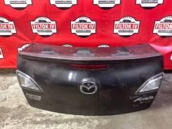 Крышка Багажника Mazda Mazda3 2008-2013 [BBY35261XB] BL LFVE BBY35261XB