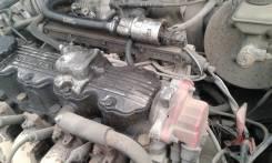 Опель . вектра А 1991г двигатель в сборе 2,0л