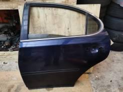 Дверь задняя левая Toyota Windom mcv30 цвет 8p8 без покраски