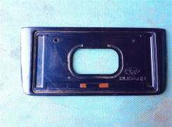 Рамка для номера Subaru Levorg 06.2016 [J1017VA502], задняя