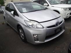 Половина кузова Toyota Prius 2009, передняя