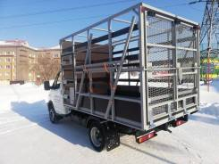 ГАЗ 3302. Газель 3302 перевозка животных (скотовоз). Под заказ