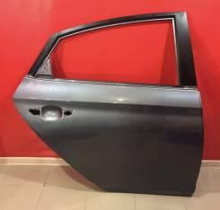 Дверь задняя правая голая Hyundai Solaris 2017>