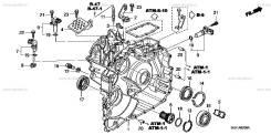 Автомат Honda Airwave GJ1
