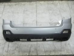 Бампер задний Lifan X60 NEW S2804511B1
