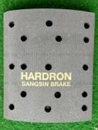 Накладка тормозная HD NEW (передняя), GR-D NEW 04- зад(перед) (16-отв. 200*170) HI-Q 583427D940, 58342-7D940, SB221