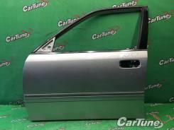 Дверь передняя левая Цвет-1C0 Toyota Crown JZS179 [Cartune] 1032