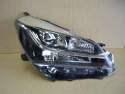 Фара правая Toyota Vitz NSP130 Оригинал. Япония. 52-270