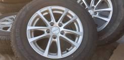 Фирменные литые диски Eurodesign на шинах Yokohama 215/65R15