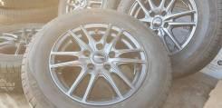 Фирменные литые диски Warren на шинах Kenda 205/65R15