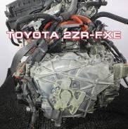 АКПП / CVT Toyota 2ZR-FXE Контрактная | Установка, Гарантия, Кредит