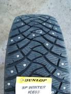 Dunlop SP Winter Ice 03. зимние, шипованные, 2021 год, новый