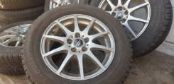 Фирменные литые диски A-Tech на шинах Yokohama 195/65R15