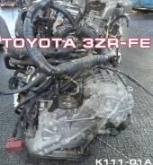 АКПП / CVT Toyota 3ZR-FE Контрактная | Установка, Гарантия, Кредит