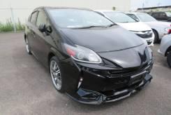 Дверь передняя правая Toyota Prius ZVW30 цвет чёрный