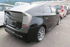Дверь задняя правая Toyota Prius ZVW30 цвет чёрный