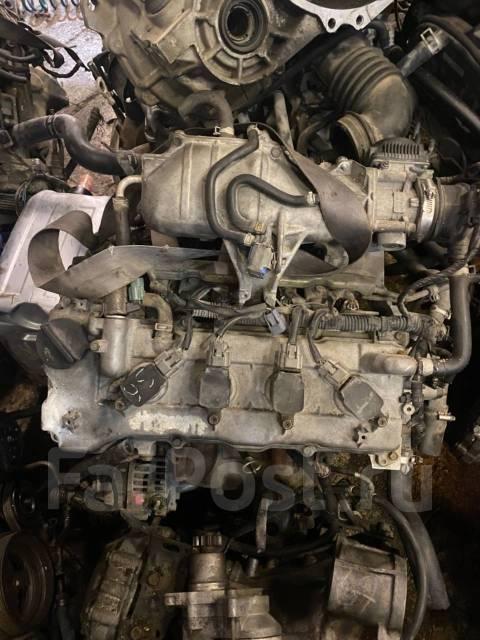 Двигатель Nissan Almera QG15DE