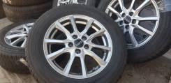 Фирменные литые диски Work Euromagic на шинах Northtrek 195/65R15