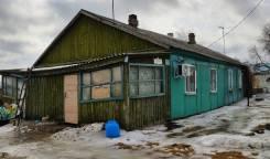 3-комнатная, улица Советская (с. Красный Яр). Красный Яр, агентство, 70,0кв.м. Дом снаружи