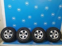Колесо Nissan Bridgestone Dueler A/T
