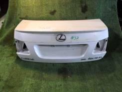 Крышка багажника Lexus Gs300 GRS190, задняя