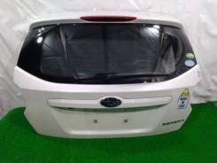 Дверь пятая Subaru Impreza 2012 [60809FJ0019P]