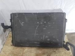 Радиатор ДВС Volkswagen Passat 2008 [1K0121251AB, 1K0121251DM, 1K0121251EH] 1K0121251AB