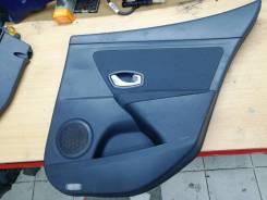 Обшивка двери Renault Megane 3 2011 [829A00091R], правая задняя