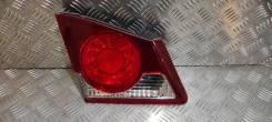 Фонарь задний внутренний левый Honda Civic FD (4D) 2006-2012 [34156SNBG02] 34156SNBG02