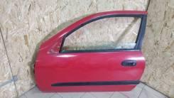 Дверь передняя левая Nissan Almera II (N16) (2000–2003)