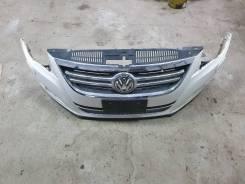 Бампер на Volkswagen Tiguan 5N1, 5N2 CAWA