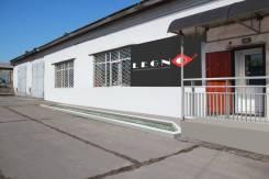 Сдаются в аренду складские помещения общ площадью от 100 и 450 кв. м. 250,0кв.м., улица Некрасова 234б, р-н Северного городка