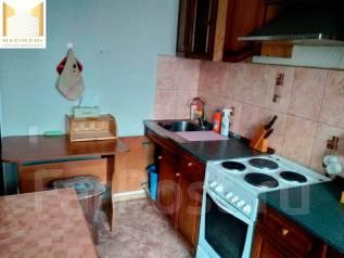 1-комнатная, улица Карбышева 22а. БАМ, агентство, 38,0кв.м. Кухня