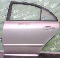 Дверь боковая Toyota Avensis T25# задняя левая