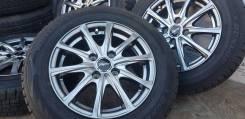 Фирменные литые диски Manaray на шинах Dunlop 165/70R14