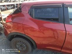 Дверь Nissan Juke 2011 YF15 HR15DE, задняя правая (NAH)