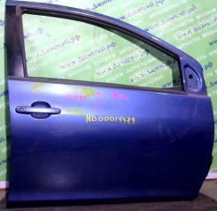 Дверь боковая Toyota Belta KSP92 передняя правая