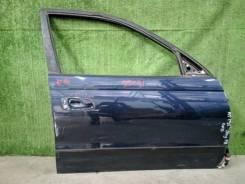 Дверь боковая Toyota Caldina 19# передняя правая