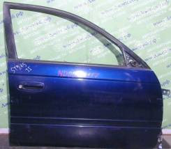 Дверь боковая Toyota Caldina 21# передняя правая