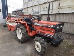 Hinomoto E2004. Японский мини-трактор , 20,00л.с.