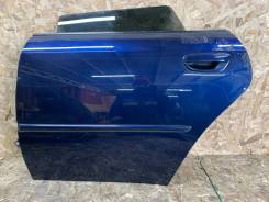 Дверь задняя левая 35J Subaru Legacy SPEC B BP5 EJ20X